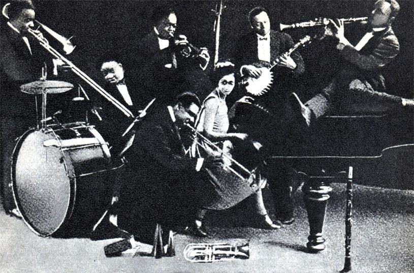 Негры в джазе